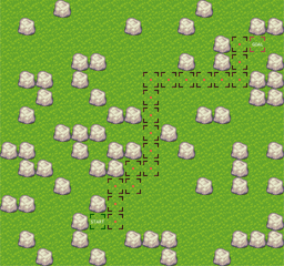 A-STAR Pathfinding AI for HTML5 Canvas Games - Build New Games